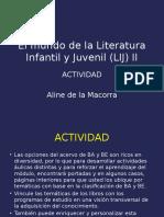 2.- El mundo de la Literatura Infantil y Juvenil II COMelsasi.pptx