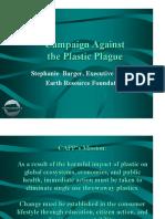 Barger-The Plastic Plague