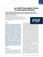 A Global Map of p53 Transcription-Factor Binding Sites in the Human Genome 1-s2.0-S0092867405013991-Main
