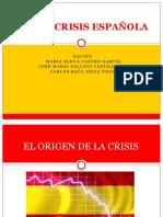 Crisis Española Diapos