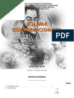 45230890 Bolivar Conservacionista