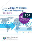 GWI 2014 Global Wellness Tourism Economy Report Final