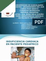Insuficiencia cardiaca Pediatricos