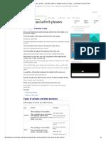 Adverbs and Adverb Phrases_ Position - Gramática Inglés en _English Grammar Today_ - Cambridge University Press