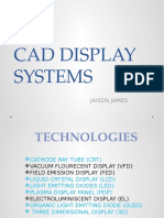 Cad Display Systems