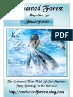 January 2010 Enchanted Forest Magazine