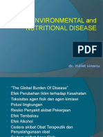 9. Environmental and Nutritious Disease