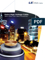 LS-VINA EHV Cable's Catalogue