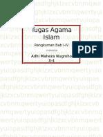 Rangkuman Bab 1 4 Kls X Agama Islam
