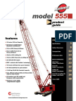 Crane Model 555 Product Guide