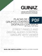 g3230 y g3240 Grupos Control Audio Digitales