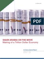SAUDI ARABIA - A USD1.3 Trillion Economy by 2025
