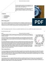 Tachymeter (Watch) - Wikipedia, The Free Encyclopedia