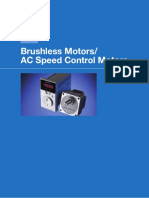 Brushless AC Motors-Speed Control Introduction