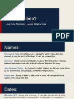 what is sleep