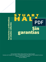 Stuart Hall - Sin Garantías