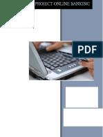 Onine Banking System Documentation