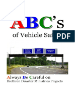 Vehicle Safety Handbook