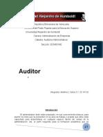 Concepto auditoria administrativa