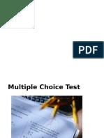 Unit 6 Multiple Choice Questions