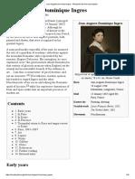 Jean-Auguste-Dominique Ingres - Wikipedia, The Free Encyclopedia