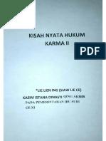 Kisah Nyata Hukum Karma 2 Kasim Istana Dinasti Qing Lie Lien Ing 26-Mei-2016 23-01-17