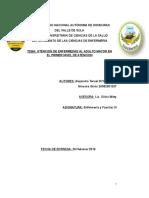 FUNCIONES DE ENFERMERIA GERIATRICA
