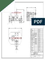 Dispozitiv de Frezat-Model