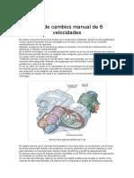 Caja de cambios manual de 6 velocidades.doc