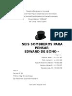 Analisis Sobre El Sombrero Negro