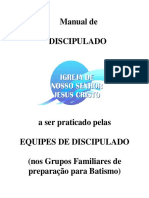 Manual de Discipulad