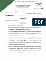 Criminal Information Complaint