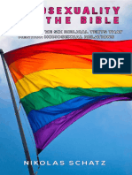 Homosexuality and the Bible by Nik Schatz