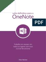 Guia Definitivo Para o OneNote