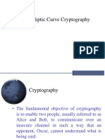 Cryptography LectureNotes