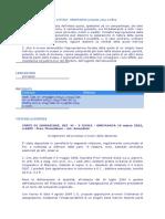 Cassciv Ord 6809 2013 Espropriazione e Comunione