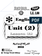 Unit 2-Lesson A