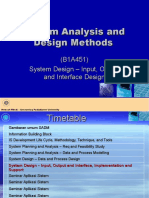 Materi System and Design Method