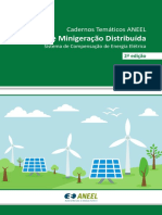 Caderno Tematico Micro e Minigeração Distribuida - 2 Edicao