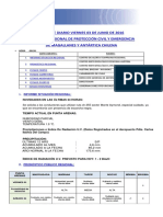 Informe Diario Onemi Magallanes 03.06.2016