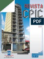 Revista CPIC [Colegio de Ingenieros Civiles de La Pcia. de Santa Fe]