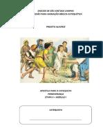 Alicerce Catequista Perseveranca 2012 Modulo I (1)