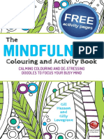 Mindfulness Colouring and Activity Book Sample Chapter
