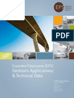 EPS Geofoam Applications & Technical Data