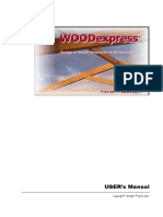 Woodexpress Users Manual English