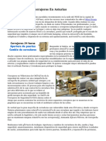 Información De Cerrajeros En Asturias
