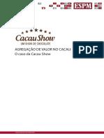 Case Cacau Show