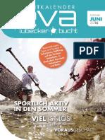 EVA Juni 2016 - Events in der Lübecker Bucht