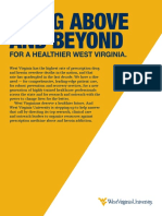WVU Substance Abuse Report
