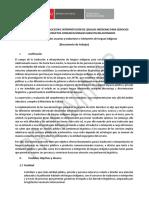 Protocolo Traduccion e Interpretacion en SSPP